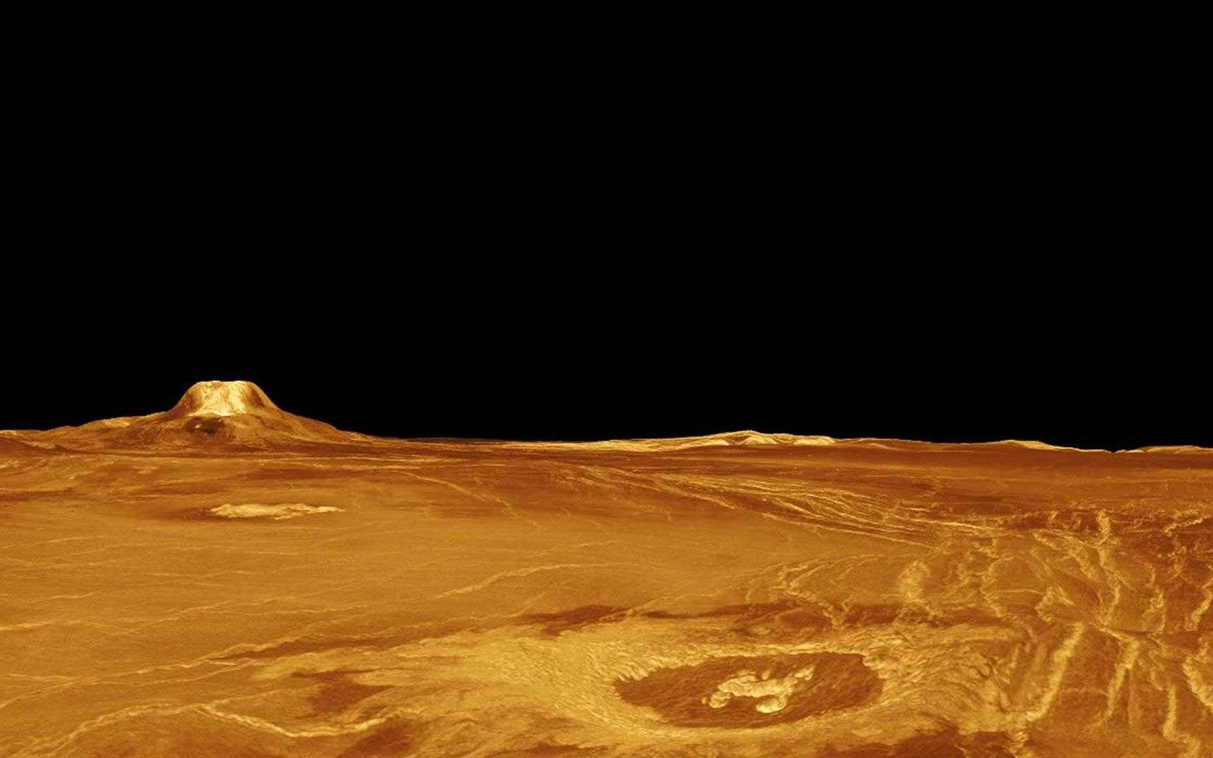 Venus Quel Ordinateur Survivrait A Ses Conditions Extremes