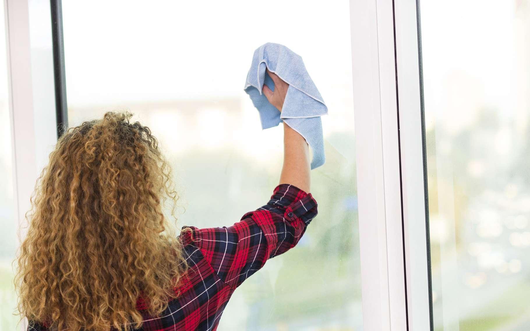 Comment nettoyer une fentre PVC