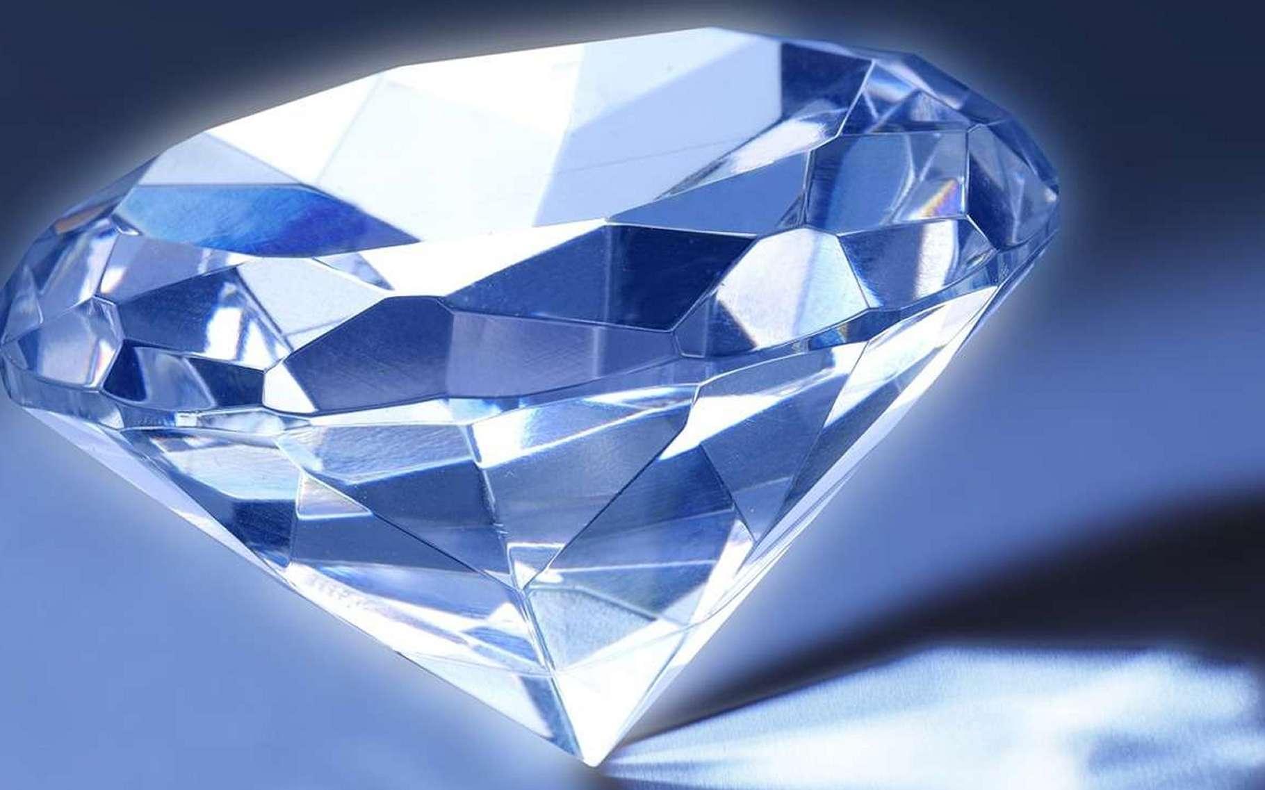 Des piles en diamant faites de dchets radioactifs