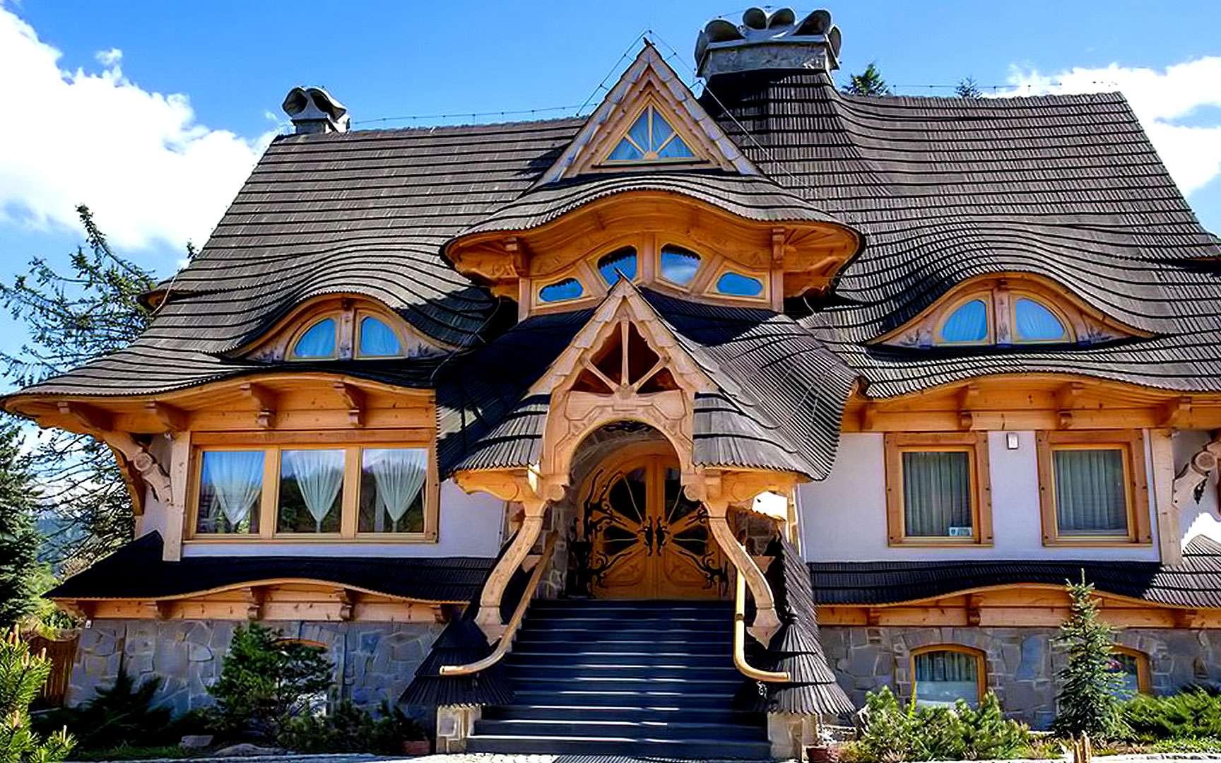 Construire sa maison bois for Construire sa maison bois