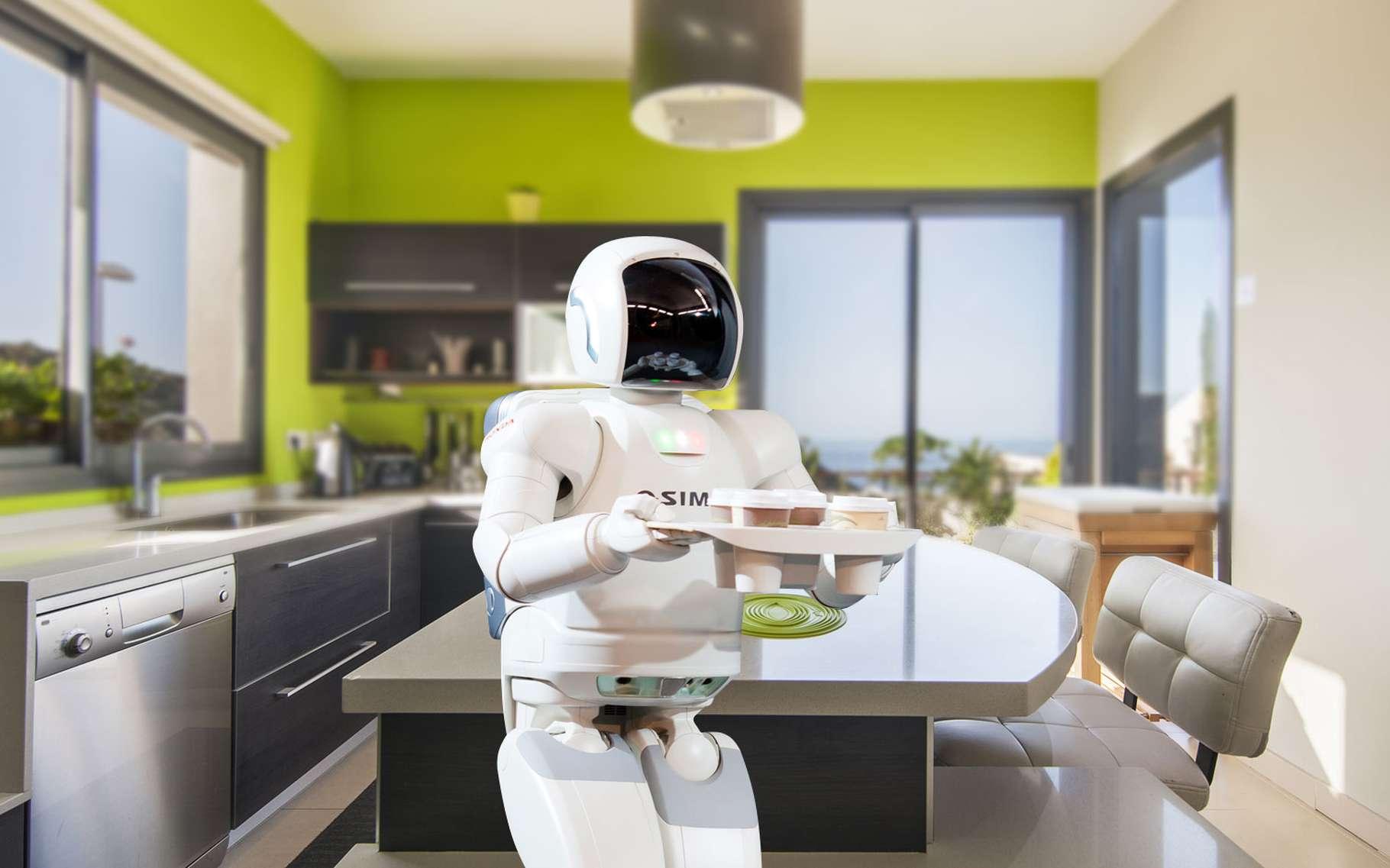Le robot domestique du rve  la ralit  Dossier