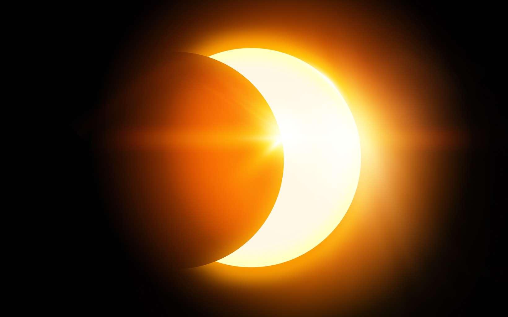Clipse De Soleil Quels Sont Les Risques Pour Les Yeux