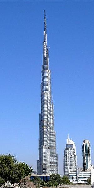Actualit  Burj Dubai la plus haute tour du monde est inaugure