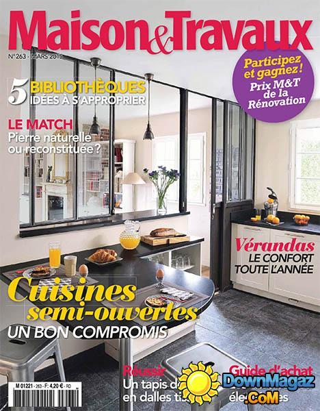 Maison Amp Travaux Mars 2015 No 263 Download PDF