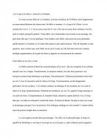 Commentaire Le Loup Et Le Chien : commentaire, chien, Commentaire, Littéraire, Chien, Dissertations, Gratuits, Andrea