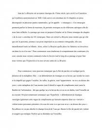 Les Caractères La Bruyère Texte : caractères, bruyère, texte, Commentaire,, Bruyère, Caractères, 32ème, Remarque, Chapitre, Dissertations, Gratuits