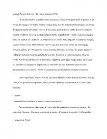 Jacques Prévert La Grasse Matinée : jacques, prévert, grasse, matinée, Jacques, Prevert, Grasse, Matinée