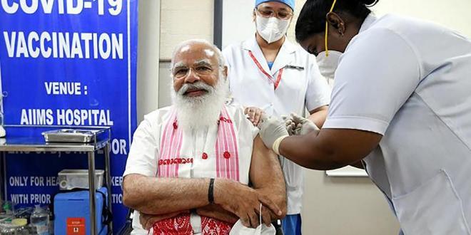 Inde/Covid-19: Plus de 45 millions de vaccinés, la pandémie repart à la hausse