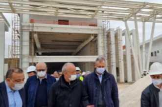 """""""Al Hoceima, Manarat Al Moutawassit"""". Les grands chantiers sur la ligne droite.."""