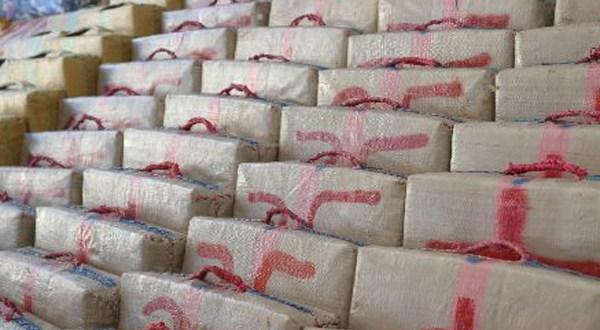 Tanger: saisie de plus de 1,3 tonne de chira, sept interpellations