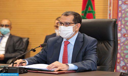 Généralisation de la protection sociale : Saad Dine El Otmani remet les premières attestations à la catégorie des Adouls