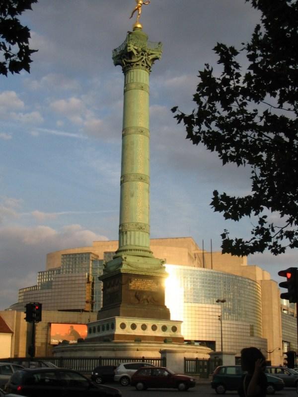 Bastille Opera Paris Tourism