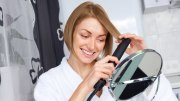 friser les cheveux fins avec