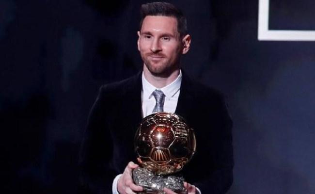 Messi Sacré Ballon D Or 2019 Aubameyang 20e