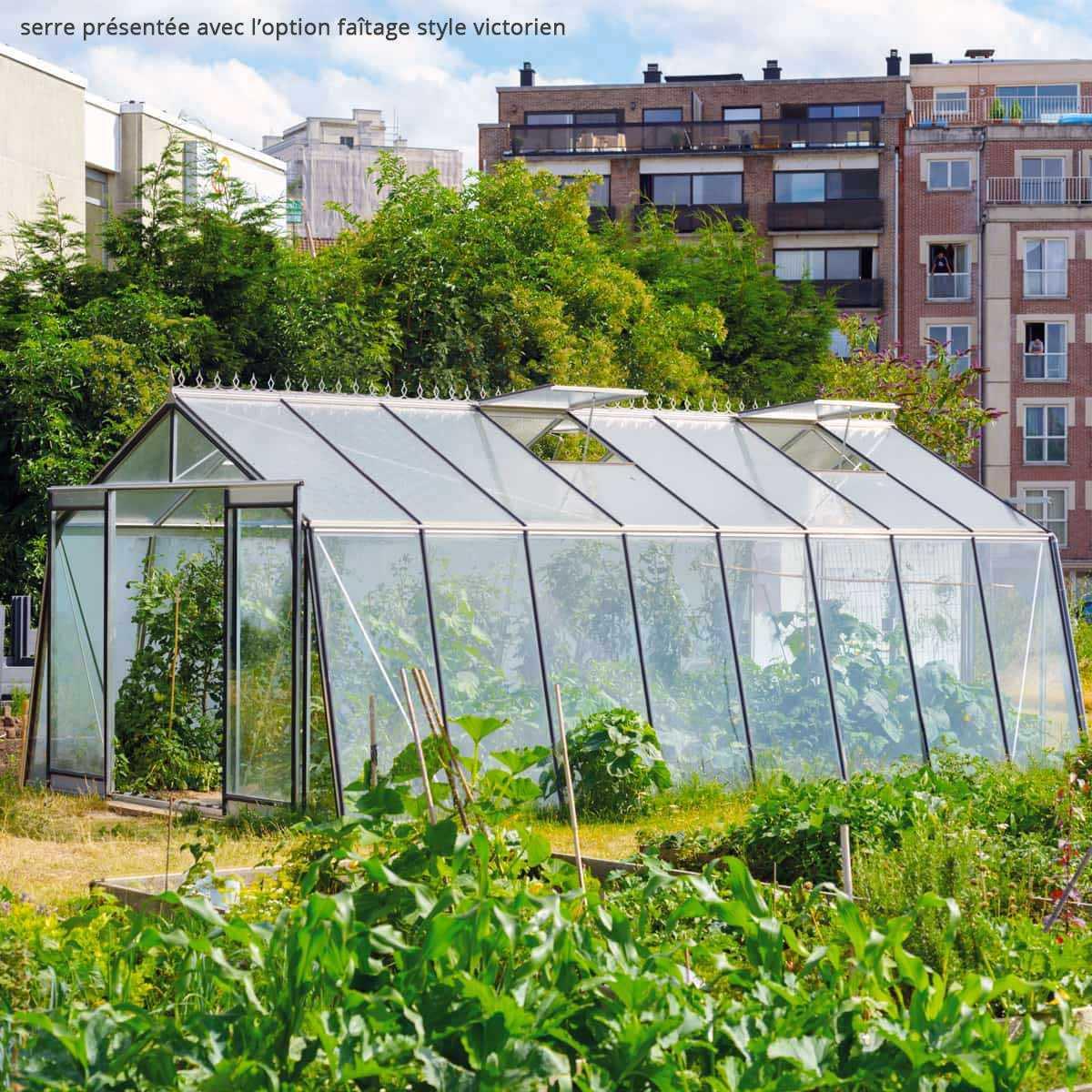 Serre De Jardin Grande Taille | Un Défi De Taille Pour Le Nouveau ...