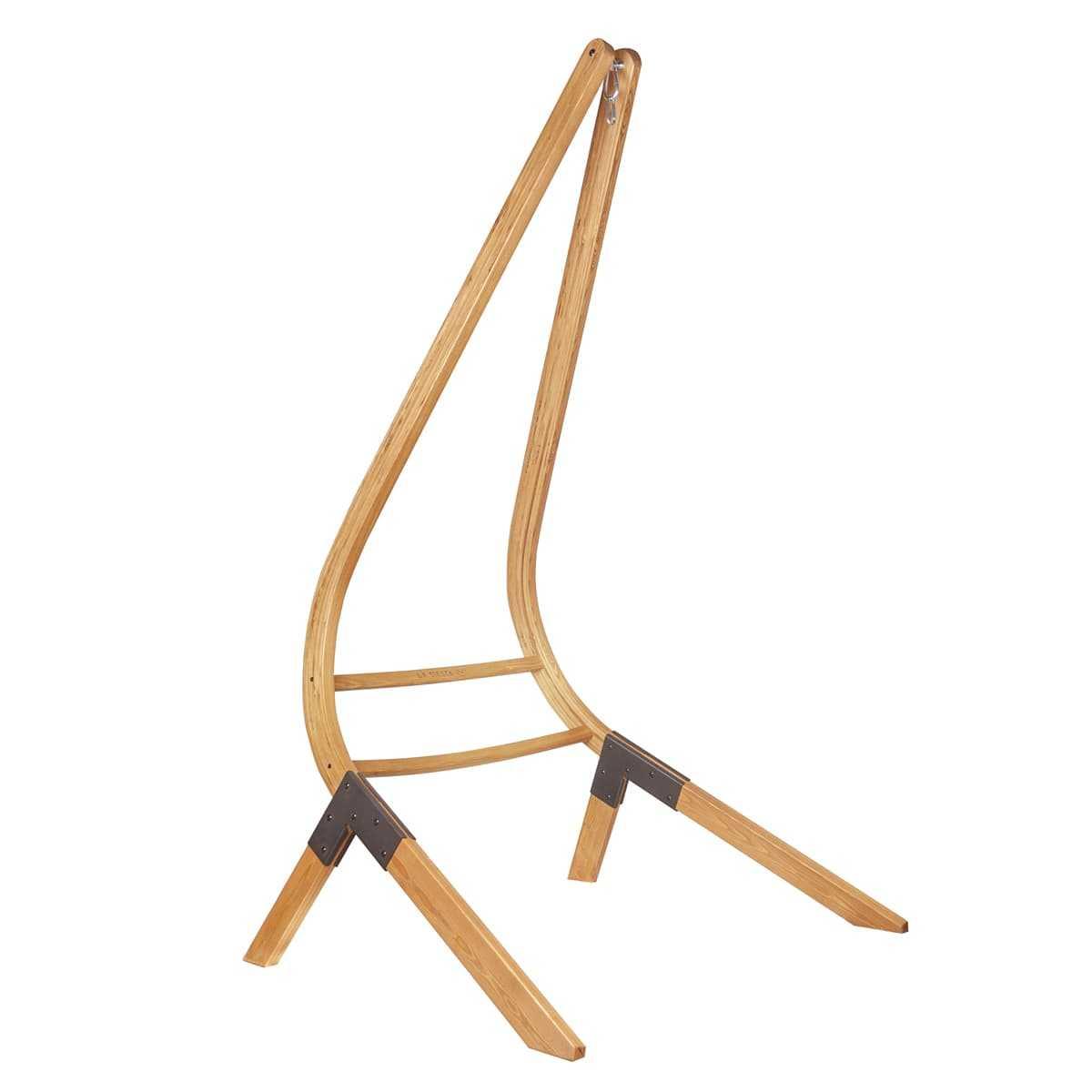 support en bois pour chaise hamac vente au meilleur prix jardins animes