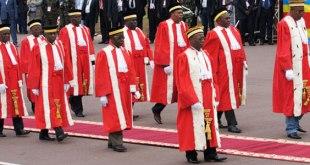 Membres de la Cour Suprême de RDC