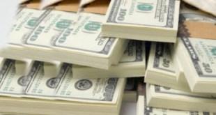 Des billets de dollars américains