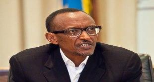 Le President rwandais Paul Kagame