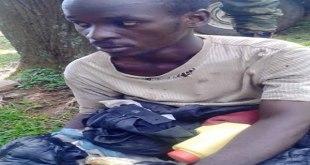Un tueur rwandais