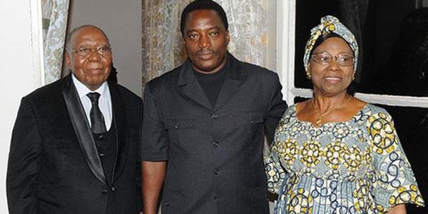 "Photo de Gizenga et ""Joseph Kabila"" au milieu"