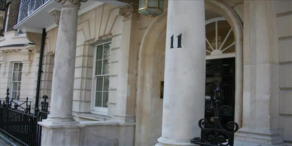 Photo de l'immeuble Legatum Institute