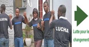 Photo de la bannière de LUCHA-RDC.