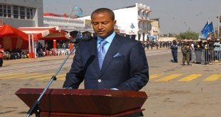 Photo de Moise Katumbi, politicien et president de TP Mazembe.