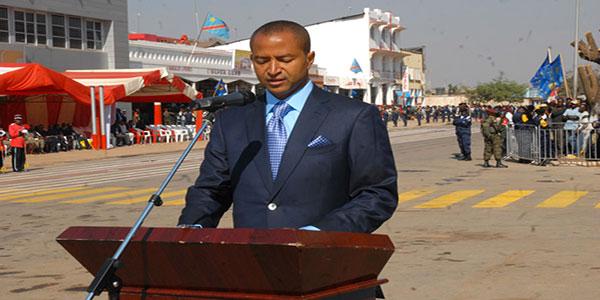 Photo de Moise Katumbi, politicien et president de TP Mazembe.