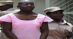 Photo de Victoire IGNABIRE UMUHOZA, prisonnière politique au Rwanda