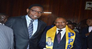 Photo des membres de la Majorité Présidentielle de RDC.