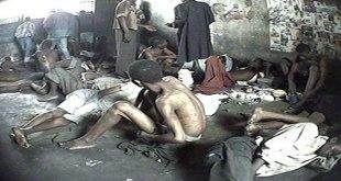Photo des prisonnier congolais