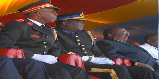 Gabriel KYUNGU, le 30 Juin 2011, Lubumbashi