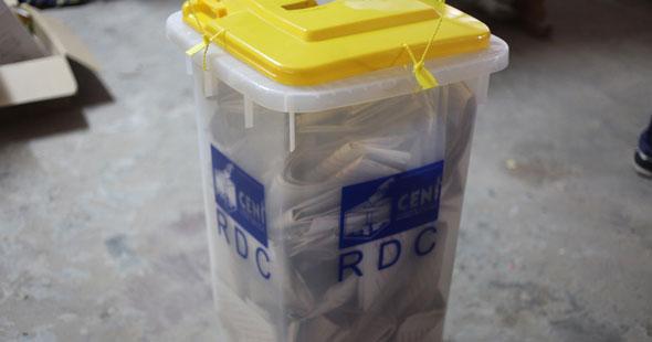 RDC : le cap est mis sur les élections
