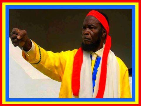 François Muanda Nsemi, né Zacarias Badiangela