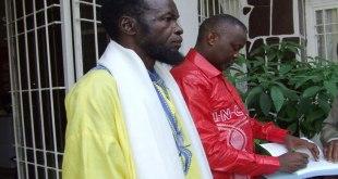 Vital Kamerhe reçoit Ne Muanda Nsemi