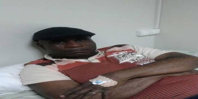 Diomi NDONGALA en prison.