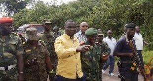 Julien PALUKU - Gouverneur du Nord-Kivu