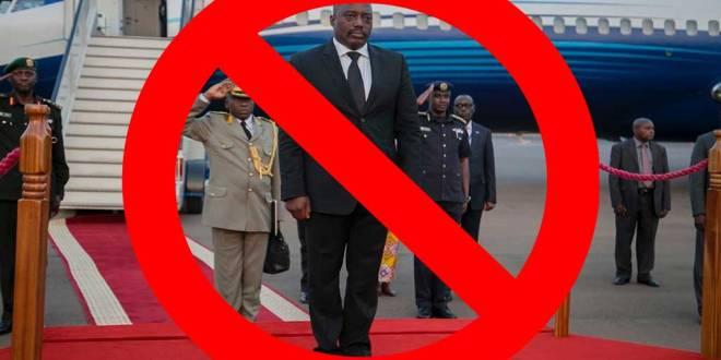 """Joseph KABILA"", Kigali, Juillet 2016."