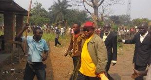 """Grand Chef Kamuina Nsapu Mpande, lâchement assassiné par les sbires de """"Joseph KABILA"""""""