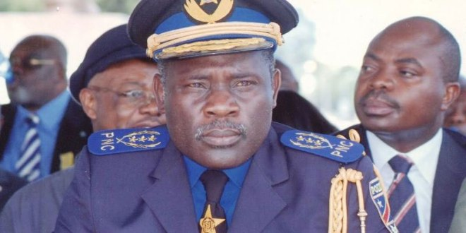 John NUMBI BANZA TAMBO