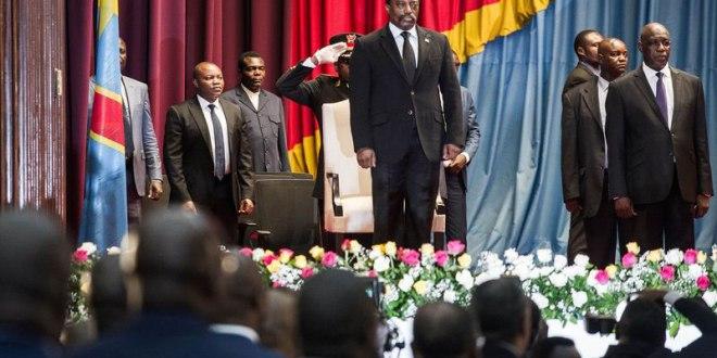 """""""Joseph KABILA"""", Palais du Peuple, Kinshasa"""