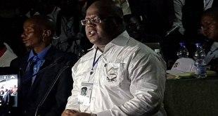 Antoine-Felix Tshilombo Tshisekedi, president national de l'UDPS/Tshisekedi.