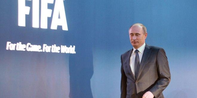Vladimir Poutine, président russe.