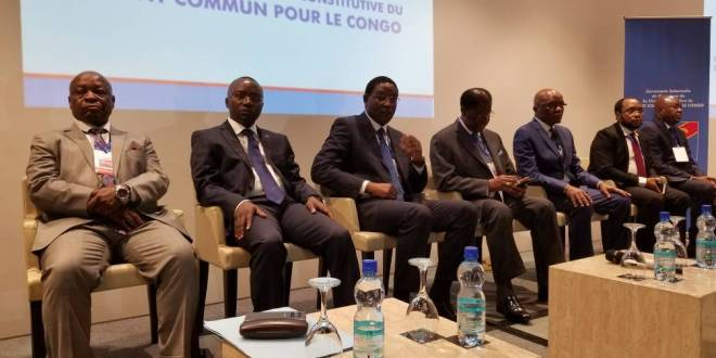 Lacement du FCC de Joseph Kabila.