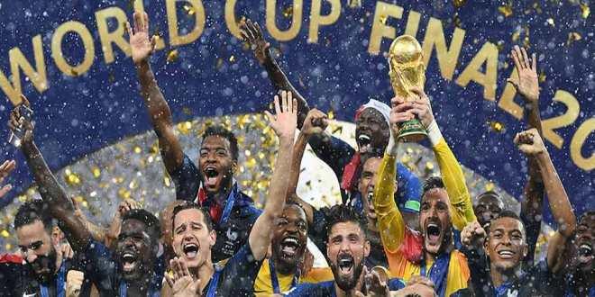 La France Champion du Monde