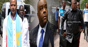 Moise KATUMBI, Jean-Pierre BEMBA et Felix TSHISEKEDI. Photo montage par KongoTimes