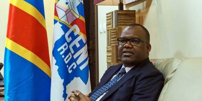 Cornail NANGAA, president de la CENI RDC.