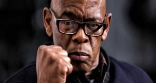 Ace Magashule, Secrétaire général de l'ANC - African National Congress.