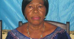 Thérèse Pakasa Tulula, décédée le 30 Aout 2018.